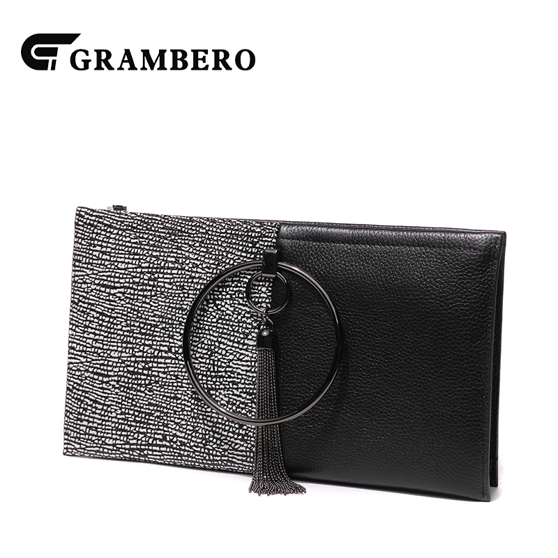 2018 New Style Fashion Women Clutch Wallet Genuine Leather Zipper Large Capacity Purse Lady Banquet Shoulder Bags Crossbody Bag celebrity day clutches high capacity handbag fashion star long wallet purse evening banquet chains shoulder crossbody bag zipper