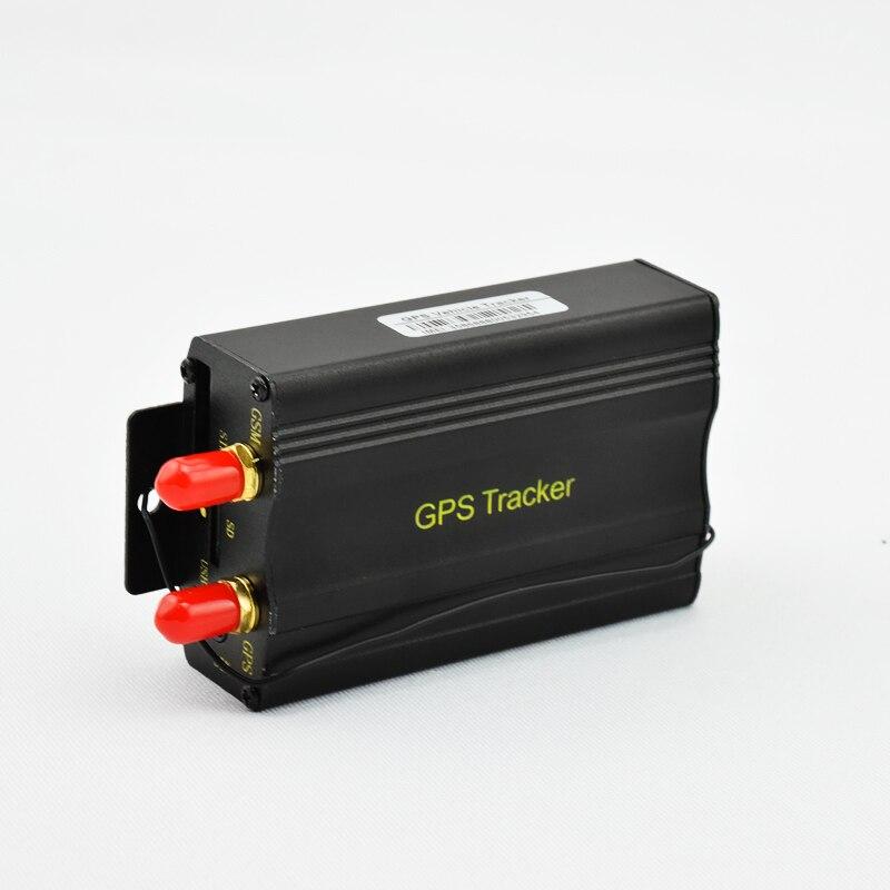 3 pièces TK103B voiture GPS Tracker télécommande coupé huile puissance GSM GPRS dispositif de suivi véhicule GPS localisateur Anti-vol alarme