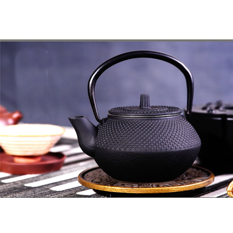 Japanese Style Cast Iron Kettle Tetsubin