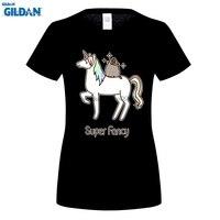 GILDAN Pusheen KittenSuper 멋진 라이센스 039 s 주니어 T-블랙 도매 Wowoman T 셔츠 사랑스러운 스타일 뜨거운 판매 브랜