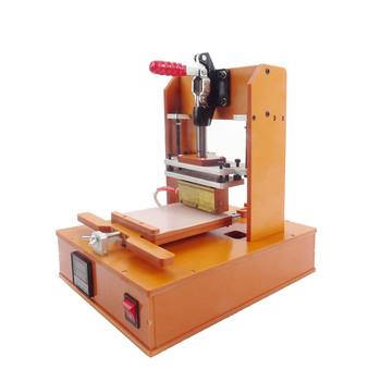 1pc Touch Screen Assembly Separator Degumming Split Screen Machine Glue Remove Machine For LCD Screen new hard glue cold light screen oca dry glue shovel glue device for iphone samsung curved screen degumming removing glue tool