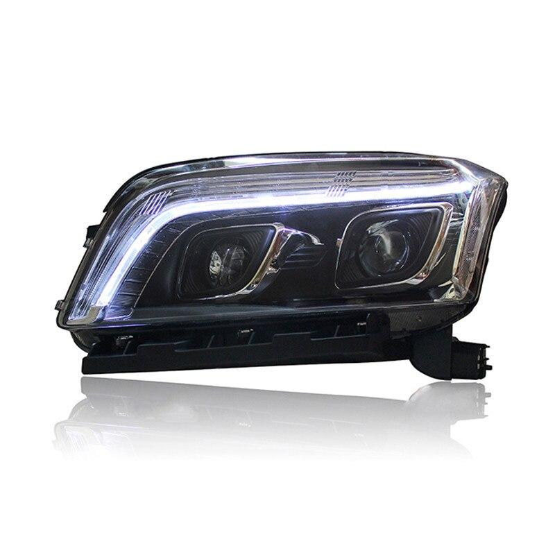 цена Brand New LED Eagle Eye DRLs HID Bi-Xenon Projector Len Headlight For Ford Chevy TRAX 2014 Chevrolet TRAX онлайн в 2017 году