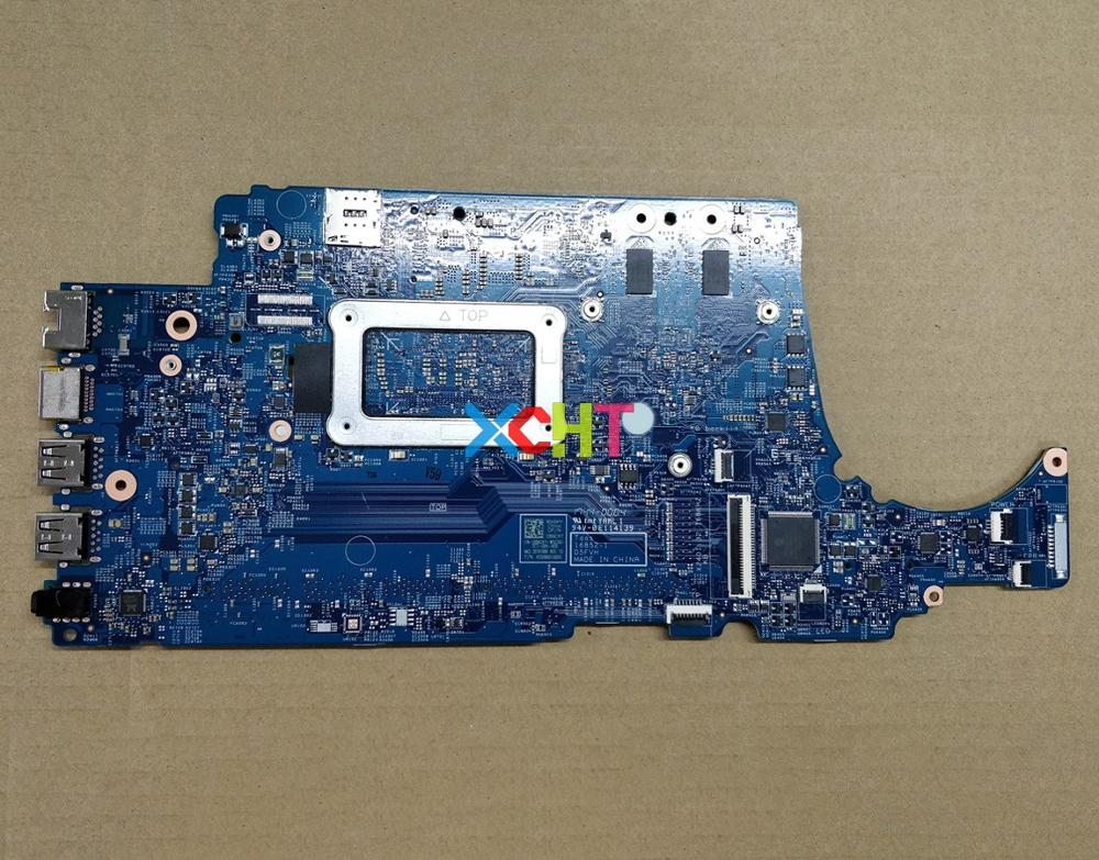 Image 2 - for Dell Latitude 3480 CN 08NCKY 08NCKY 8NCKY i5 7200U 16852 1 D5FVH 216 0867071 Laptop Motherboard Mainboard Tested-in Laptop Motherboard from Computer & Office