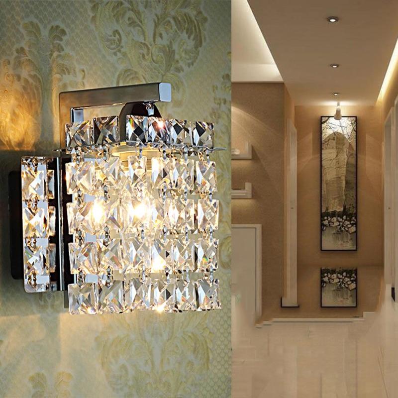 Feimefeiyou vodio kristal zidna svjetiljka Zidna svjetla luminaria - Unutarnja rasvjeta - Foto 3