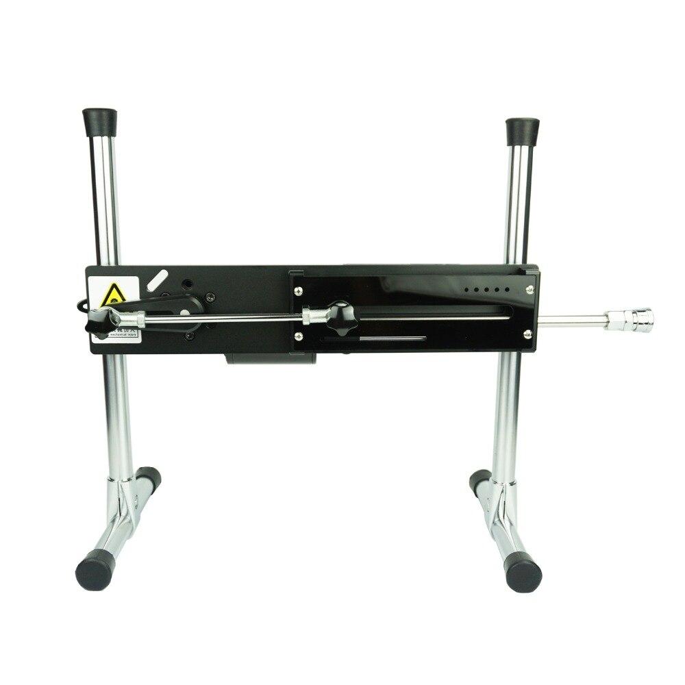 Silencioso Máquina de Sexo Automático F6 Vac-u-Lock Turbo Engrenagem 120 W de Potência 11 kg Solid Steel Frame máquinas de amor para As Mulheres de Controle com fio