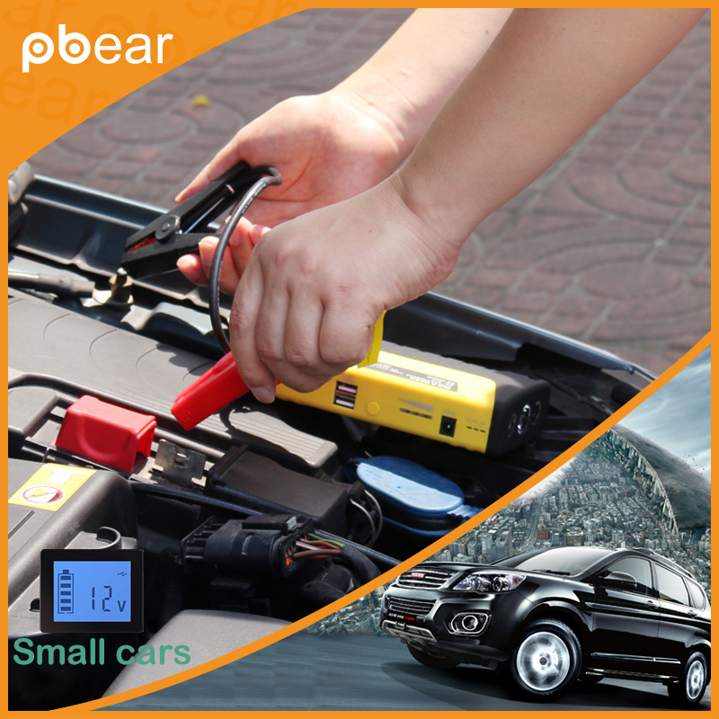Multi-Function Car Battery Charger Car Jump Starter 18800mah SOS Lighter Safety Hammer Power Bank for Car Laptop PC Mobile Phone