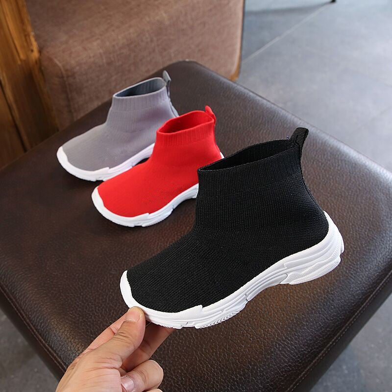 Comfy Kids Socks Sneakers Shoes For Girls Boys Shoes Breathable Mush Fabric Fashion Girls Sneakers For Children Kids Shoes Comfy Kids Socks Sneakers Shoes For Girls Boys Shoes Breathable Mush Fabric Fashion Girls Sneakers For Children Kids Shoes