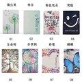 Nova pintado padrões de cobertura para amazon kindle paperwhite 1 2 3 6 ''2015 couro case + bom embalados