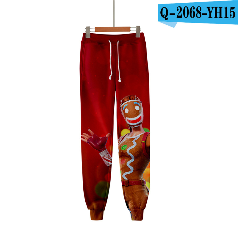Battle Royale Pants Fortnight Trousers Fortnited Battle Royale Clothes Kids Game Clothes Battle Royale Clothings Royal Clothings