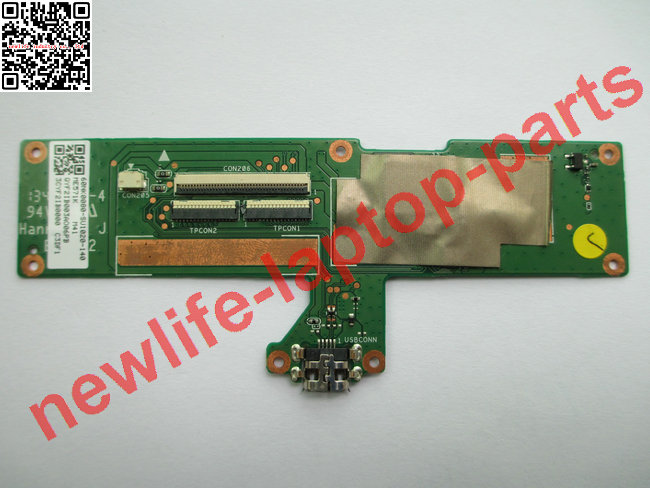original For Nexus 7 for ME571K USB charger board ME571K_SUB test good free shipping good me bad me