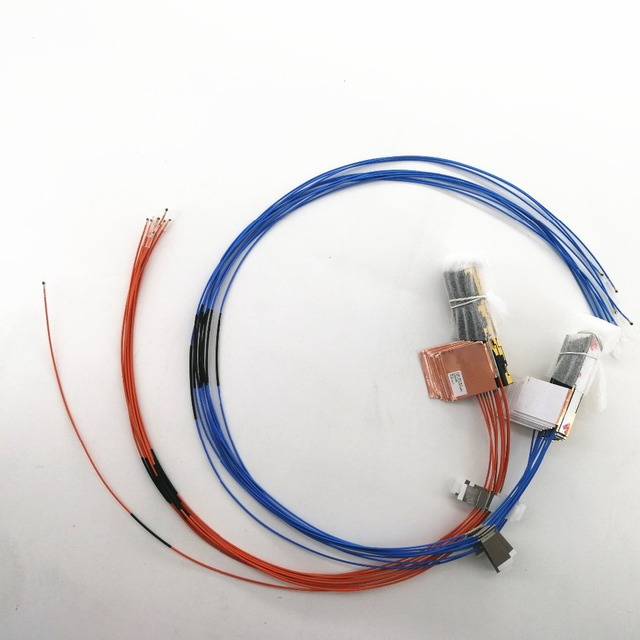 US $45 0 |New Original laptop Lenovo ThinkPad T480 wwan 4G antenna wires  Red DC33001H820 blue DC33001H830-in Computer Cables & Connectors from