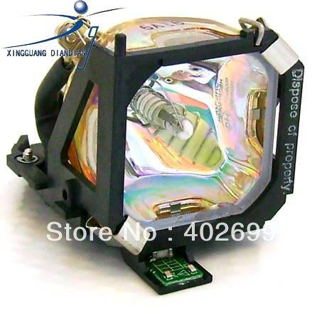 Starlight совместимы лампы проектора для ELPLP14 для EMP EMP-503/505/703/713/715/815 с корпус