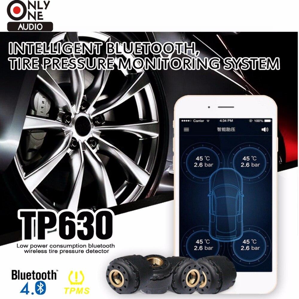 Только один аудио-умный Bluetooth система контроля давления в шинах система контроля давления в шинах приложение для системы Android