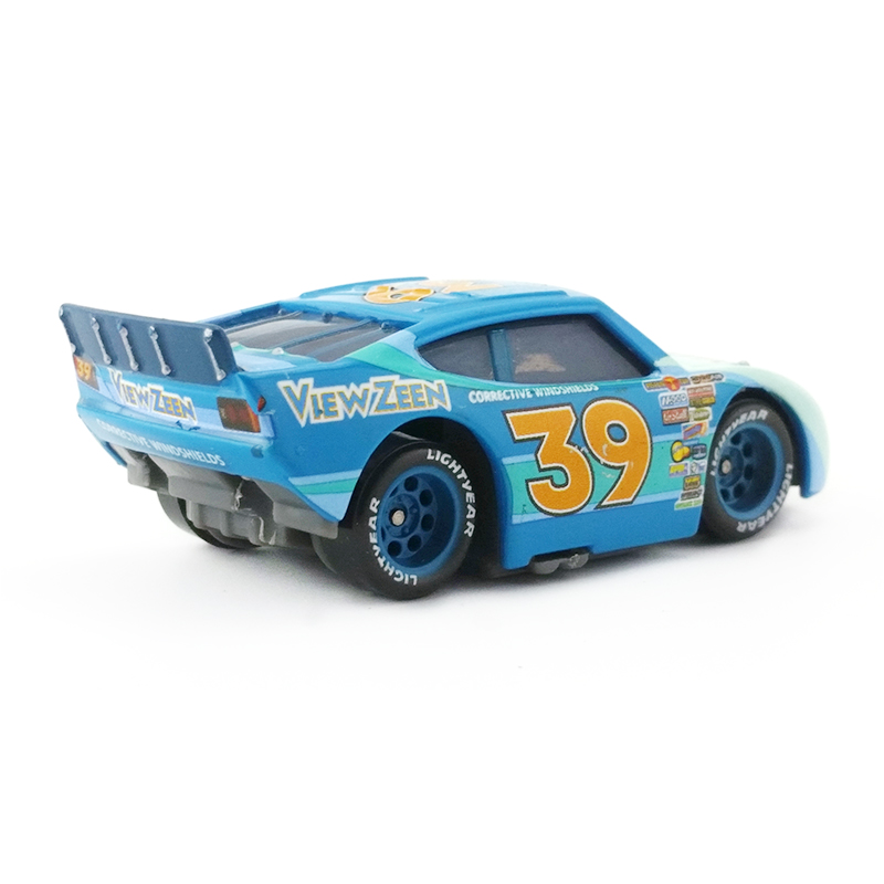 Disney Pixar Cars No 39 View Zeen Metal Diecast Toy Car 1 55 Loose