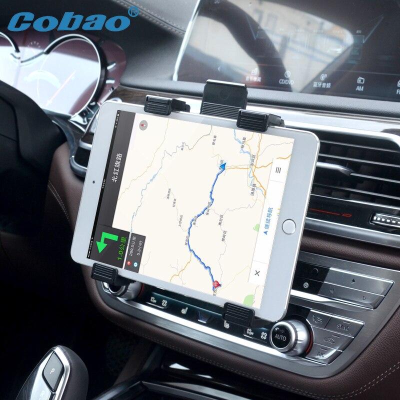 Universal 7 8 9 10 11 zoll auto air vent tablet ständer für navigation tablet halter für auto geeignet Ipad mini