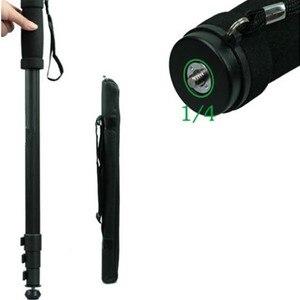Image 5 - HAFEI סגסוגת מקצועי חצובה מצלמה חדרגל WT 1003 עבור Canon Eos ניקון D SLR DSLR משלוח חינם קל משקל 67 אינץ