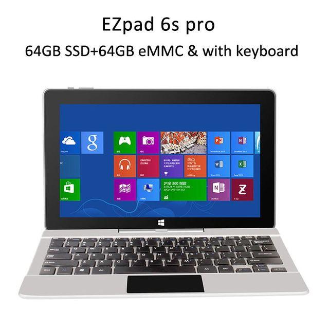 EZpad 6S Pro With KB