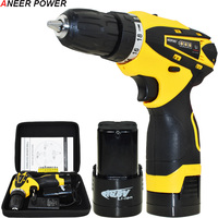 16 8v Cordless Drill Power Tools Electric Screwdriver Electric Drill 1 5Ah Battery Capacity Drill Mini