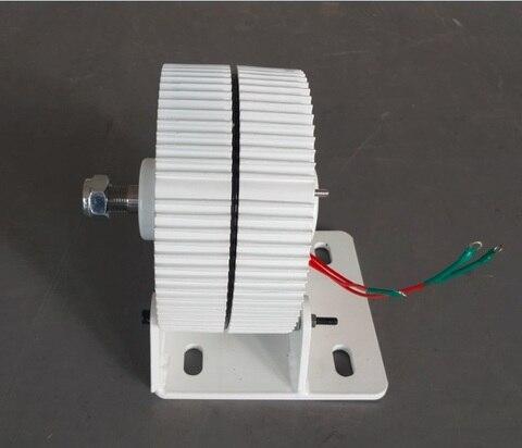 alternador permanente do ima do gerador pmg da energia nova 12 v 24vdc 300 w