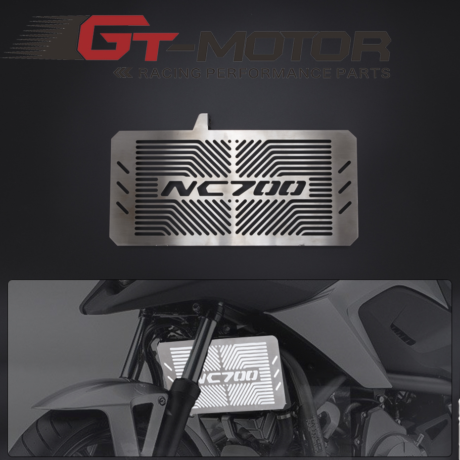 GT Motor - Motorcycle Radiator Guard For HONDA NC700 NC 700 S/X NC700S NC700X NC 700S/X 2012 2013 2014 2015 2016 Accessories motorcycle radiator protective cover grill guard grille protector for kawasaki z1000sx ninja 1000 2011 2012 2013 2014 2015 2016