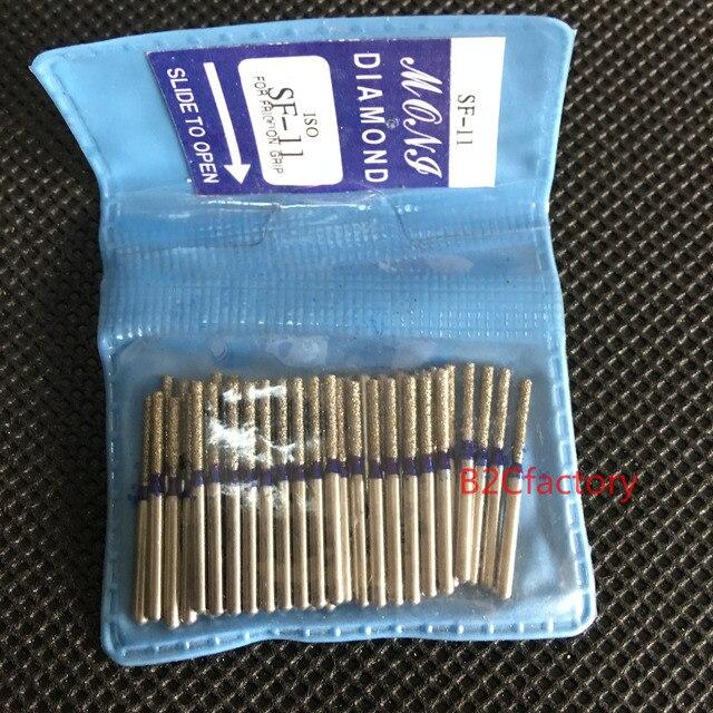 SF Burs Dental FG Diamond Polishers Dental burs for High Speed Handpiece