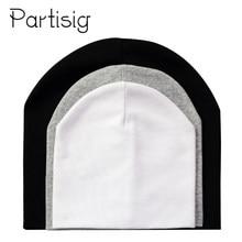 ベビー帽子綿固体色のベビーキャップ子供のビーニー帽子少年少女子供のため男の子の冬の帽子