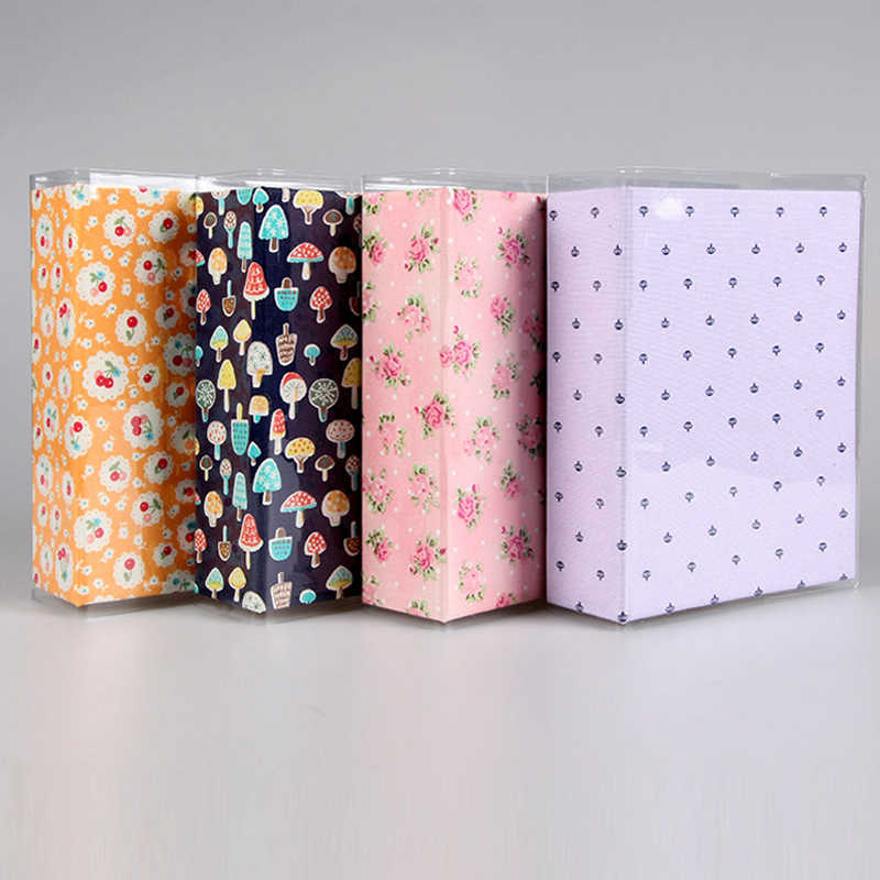The New 4D Cloth Photo Album 6 Inch Photo Album 100 Album Insert Page Album Memory Children Book Fotoalbum Photoalbum Photos