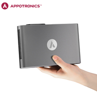 Appotronics A1 Laser TV Laser Projector Tv Home Theater Xming M2 Led Projector Android Bluetooth WIFI Support 1080P TV Beamer