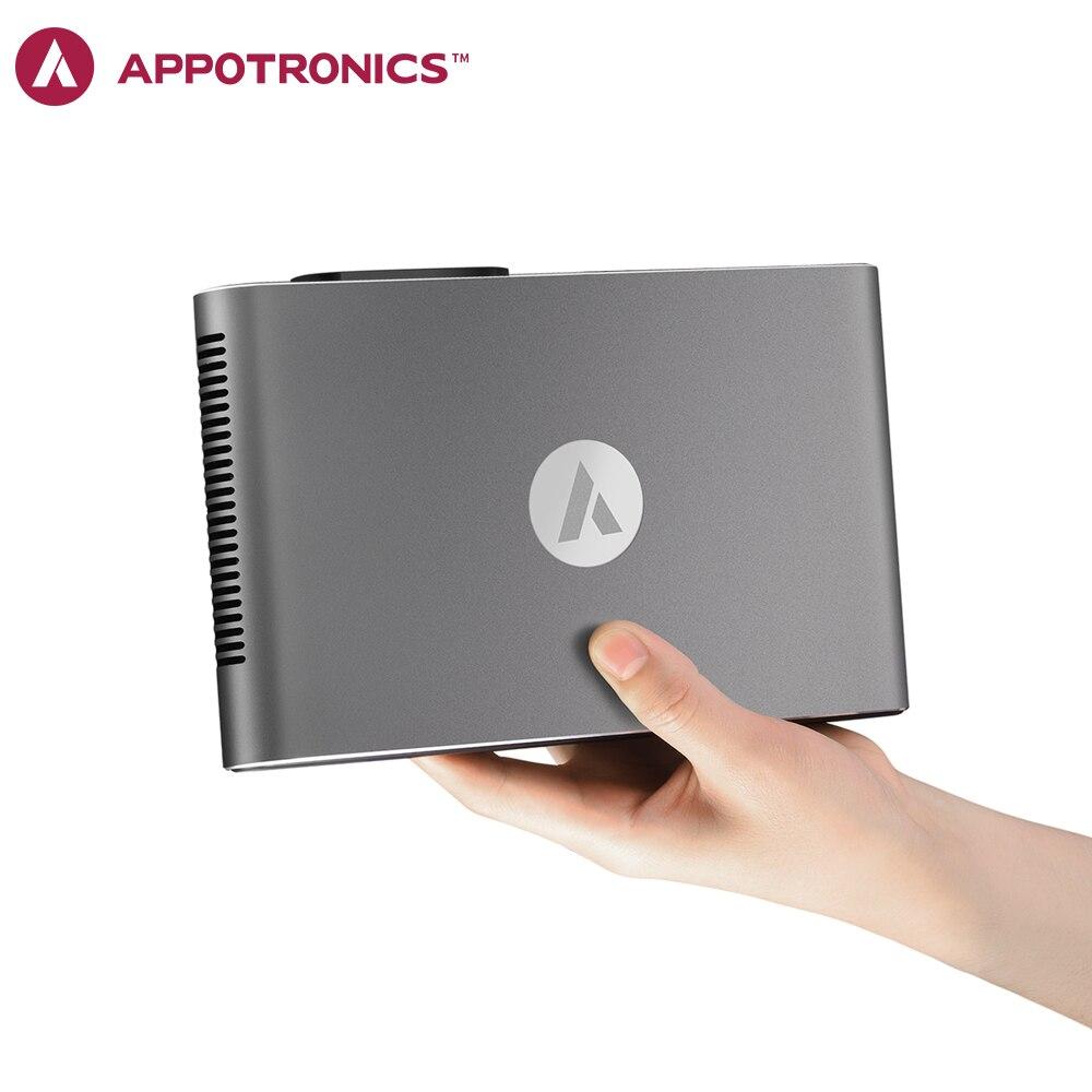 Appotronics A1 Xming M2 Proyector Led Full HD de Cine En Casa Proyector Láser In