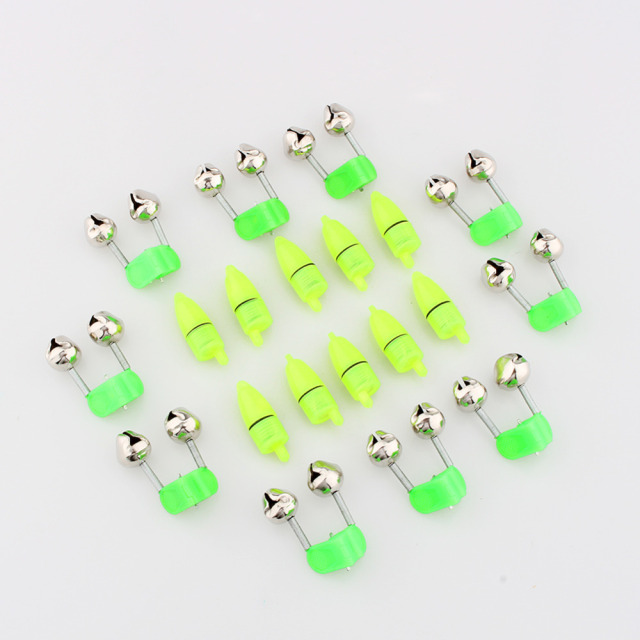 10 LED Night Fishing Bells