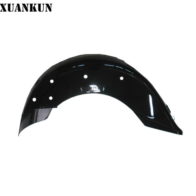 Мотоцикл LF250 XUANKUN-П / v250 отличие от заднего крыла в сборе / задний кладки
