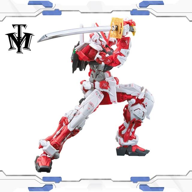 Anime Mobile Suit Japan RG 1/144 Gundam Astray Red Frame MBF P02 Model