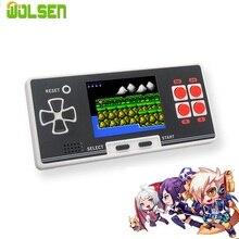 Классическая портативная игровая консоль WOLSEN 8 бит, 2,8 дюйма, ретро, игровая консоль, 200 встроенных игр, карманный мини, лучший подарок для ребенка