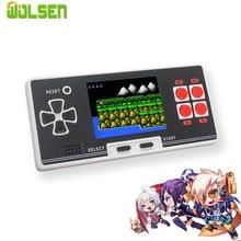 WOLSEN 8 Bit CLASSIC เกมมือถือ 2.8 นิ้วเกมคอนโซลวิดีโอย้อนยุคในตัว 200 เกม Pocket MINI ที่ดีที่สุดของขวัญเด็ก