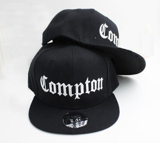 ded767ae6c6 PANGKB Brand COMPTON CAP Street dance Gangster snapback hat hip hop  Headwear For men women adult