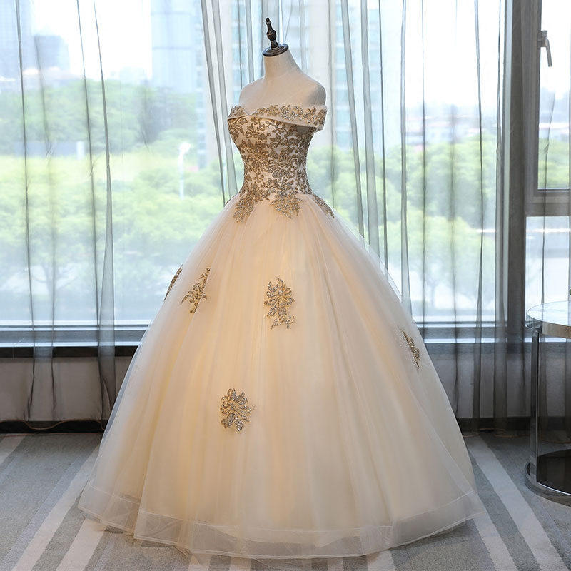 Champagne-Quinceanera-Dresses-Sweet-16-Dresses-For-15-Years-Ball-Gown-Quinceanera-Gowns-Prom-Dresses-Vestido (1)