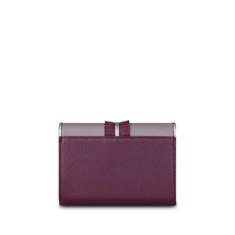 das senhoras marca de luxo Composição : Leather