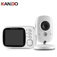 Охранных Видеоняни и радионяни 3,2 дюйма Displayer Ночное видение Камера Беспроводной мини Камера наблюдения Ночное видение Камера