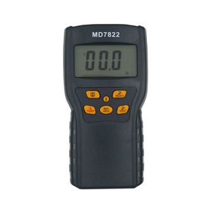 Image 2 - MD7822 Digital LCD display Grain Hygrometer Thermometer Moisture Meter Humidity Temperature Tester for Wheat Corn Rice 40% off
