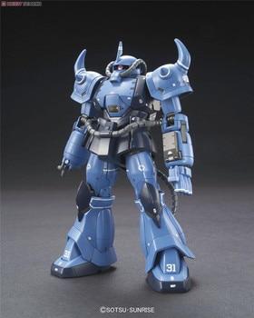 Bandai Gundam GTO HG 1/144 PROTOTYPE GOUF TACTICAL DEMONSTRATOR Mobile Suit Assemble Model Kits Action Figures Children's toys 2