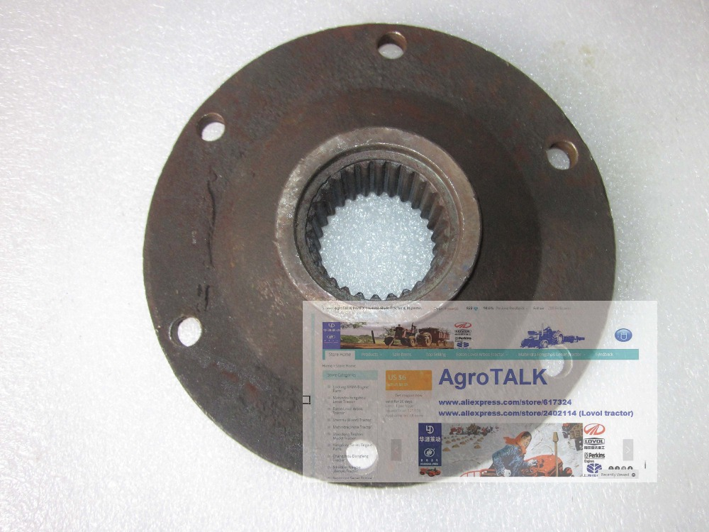 цена Shenniu SN254 tractor, the cover for front drive shaft, part number: онлайн в 2017 году