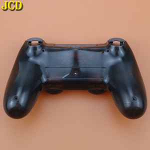 Image 5 - JCD Clear Matt Handle Front Back Housing Shell Case Cover Buttons Kit for PS4 JDM 001 Dualshock 4 Old Version Gamepad Controller