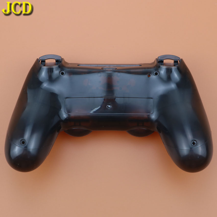 Image 5 - JCD Clear Matt Handle Front Back Housing Shell Case Cover Buttons Kit for Sony PS4  Dualshock 4 Old Version Gamepad Controller-in Cases from Consumer Electronics