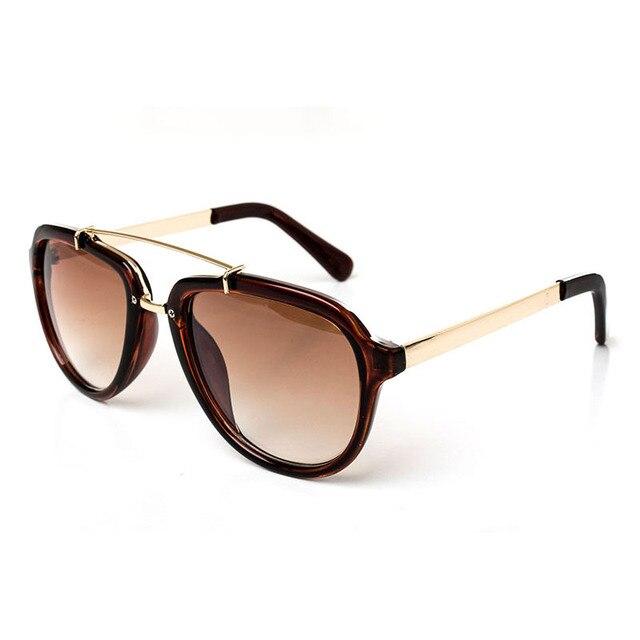 9719a839d0 gafas puente marcos gafas nuevo sol 2015 doble vintage de metal de ftFYqx