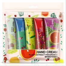 4 style Best Whitening Rejuvenation Hand Cream Moisturizing Nourishing Repair An