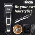 DSP Бытовая профессиональная взрослая машинка для стрижки волос триммер для волос Быстрый стиль салон 220-240 В