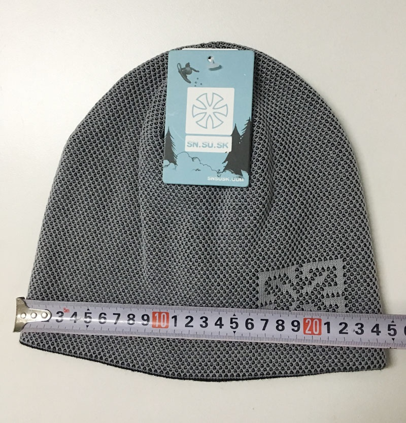 Winter Snowboard Skiing Skating Warm Knitted Cap Beanies Skullies Bonnet Beanie Hat For Men Women in Men 39 s Skullies amp Beanies from Apparel Accessories