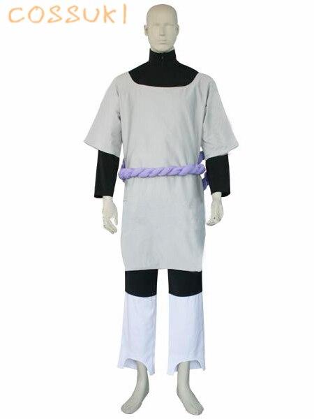 Free Shipping Newest Naruto Orochimaru Uniform Cosplay Costume Perfect Custom For You