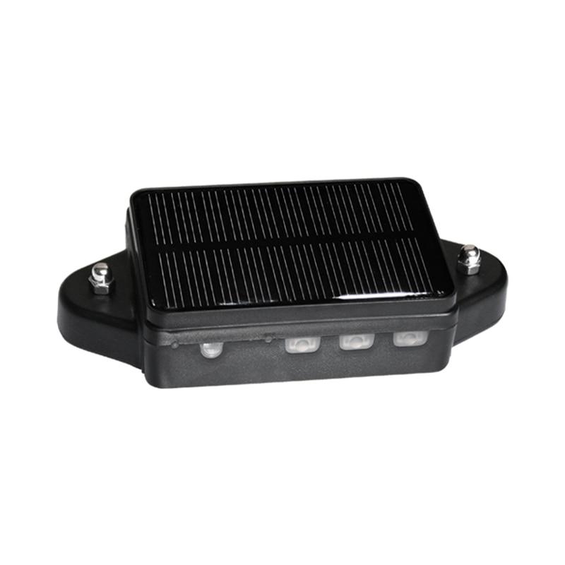 CCTR-808S GPS Tracker Quad Band солнечные панели большой аккумулятор водонепроницаемый сильный магнит/комплект загрузить интервал времени Google Географи...