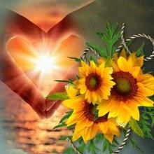 Buy diy 5d diamond painting sunflower and get free shipping on  AliExpress.com 6c582384dedb